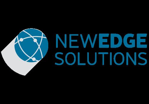 Logo Design: New Edge Solutions Ltd